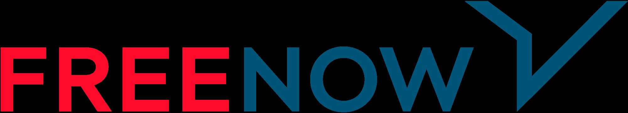 FREE_NOW_Logo